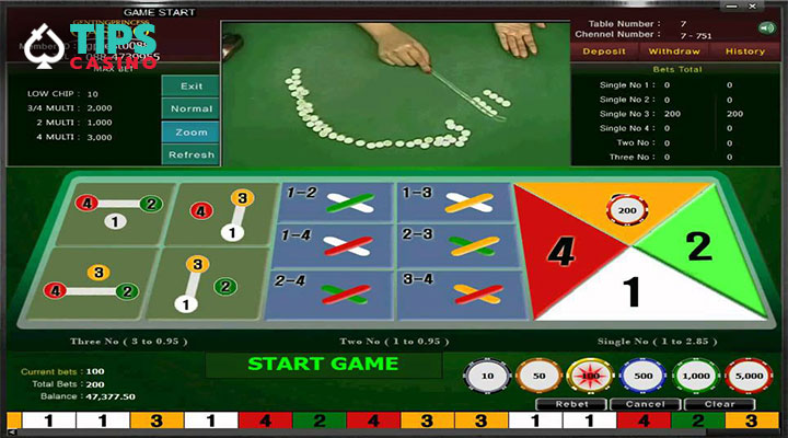Fantan Casino Gaming