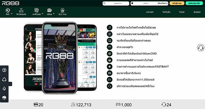 หน้าหลัก RB88