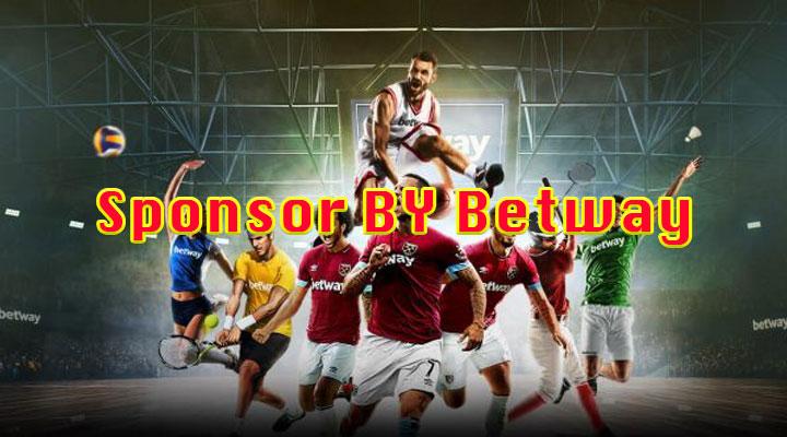 BETWAY สปอนเซอร์ให้กับทีมกีฬาไหนบ้าง?