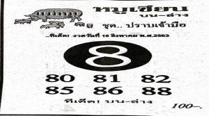 หวยหมูเซียน-16-8-63