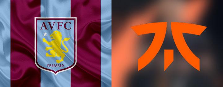 ทีม Aston Villa และทีม Fnatic